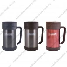 *0.5LT Double Wall Mug Vacuum Flask