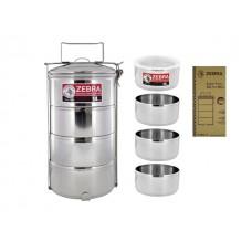 14X3 Buddy Food Carrier W/Food Storage