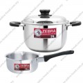 24cm Sauce Pot & 16cm Japanese Style Sauce Pan