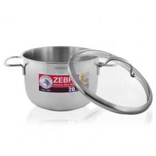 20cm Extreme Infinity Sauce Pot (Glass Lid)