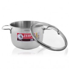 22cm Extreme Infinity Sauce Pot (Glass Lid)