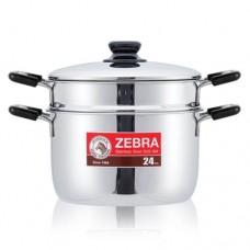 *24cm Sauce Pot W/Steamer & Free Knife