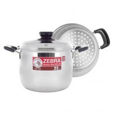 22cm Sauce Pot with Steamer
