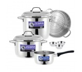 9Pcs Extreme III Cookware Set