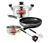 *6Pcs Healthy Cookware Set