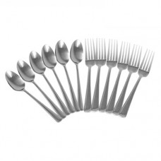 2.0mm Fork & Spoon Set (Pack of 6Pairs)